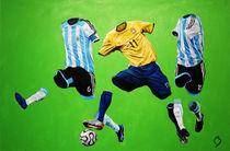 Brasil vs Argentina von betirri