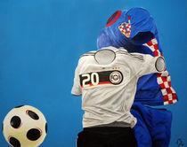 Germany vs Croatia von betirri
