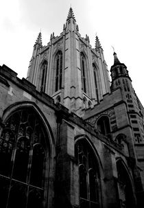 Bury St Edmunds Cathedral by Charlotte Gorzelak