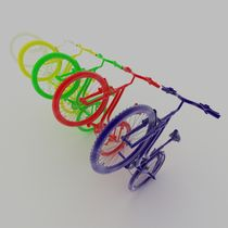 Bikes by Cesar Silva Tato