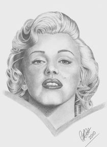 Marilyn Monroe von Chris Cox