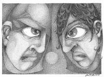 confrontation by Rui Rodrigues de Sousa