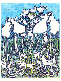various animals von Rui Rodrigues de Sousa