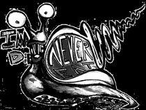 NEVER eat_Black and white von dave-dz