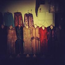 Clothing market in Morocco by Fernando Cesar