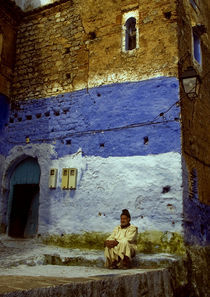Old man from Morocco by Fernando Cesar