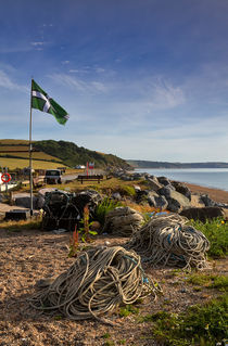 Beesands, Devon by Louise Heusinkveld