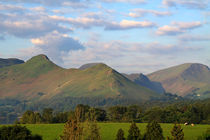 Lake District Landscape, Cumbria, England by Louise Heusinkveld