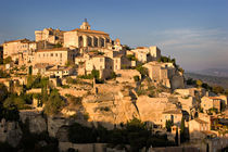 The Hilltop Town of Gordes in Provence by Louise Heusinkveld