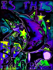 DRIPstep_Purple and green by dave-dz