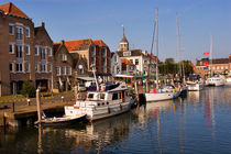 Willemstad, Netherlands by Louise Heusinkveld