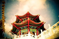 Thean Hoe Pagoda by Mike Tok