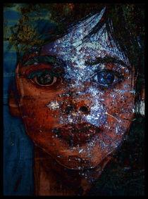 Dusty face by Julia Pereverzeva
