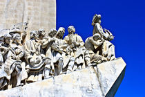 Monument to the Discoveries von Agata Cetta