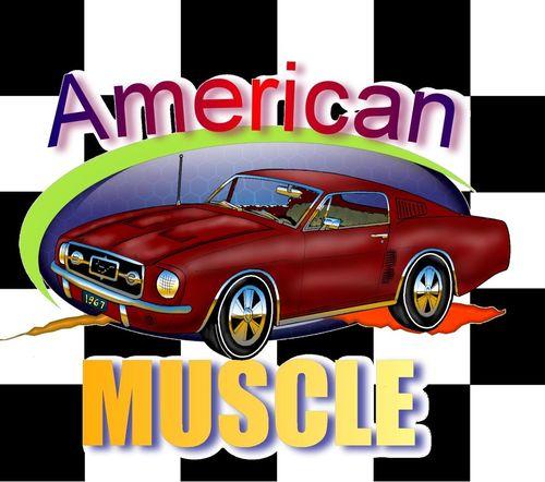 American-muscle-car