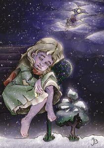The Little Match Girl von maria jesus bazan