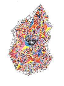 crystals von Inna Monastyrna