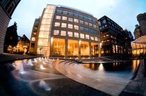 Brindley Place by Luke Baker
