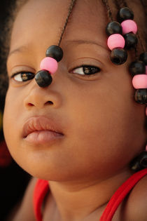 african girl by Marta Vilhena