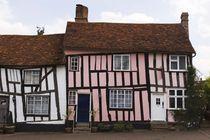 where i live-lavenham-england von ben seelt