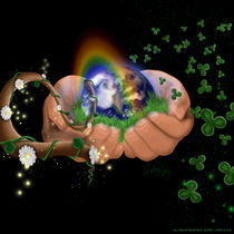 Joie de la Terre Mère / Joy of Mother Earth by audrey lopez