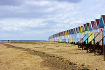 An English Seaside by Peter Gresham