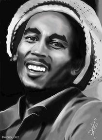 Bob Marley by audrey lopez