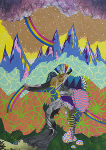 Invader 2 by Yoh Nagao