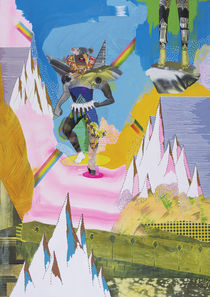 Invader 1 by Yoh Nagao