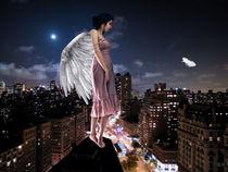 Fallen angel by miona