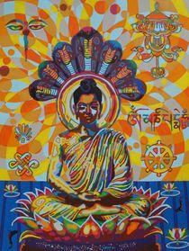 buddha - 2011 von karmym