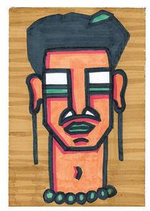 Tribal Portrait by Marc O