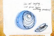 Onions von Cindel Oh