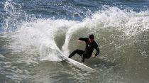 Surfer by Leah  Perlman