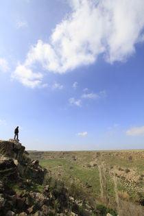 Golan Heights, Nahal El Al nature reserve by Hanan Isachar