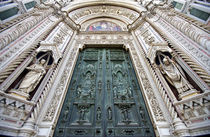 Facade of Florence Cathedral by Johan Wouters