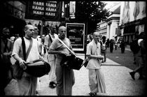 Hare Krishna. Prague, 2010. by Maria Luros