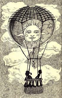 Moleskine-baloon