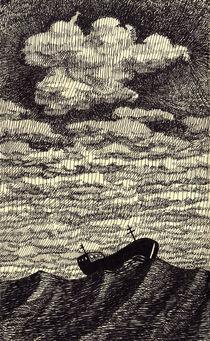 Moleskine-ship