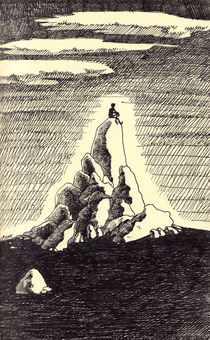 Moleskine-piedra