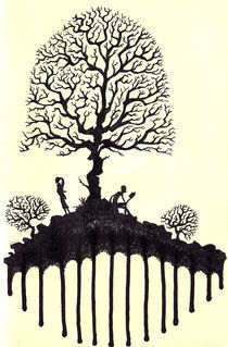Moleskine-tree