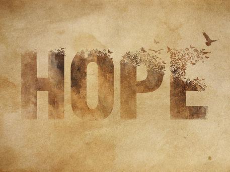 Hope-texture-30x40