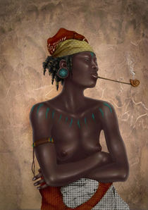 'Fatuma' von Ashley Luttrell