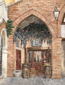 Taverna del Campiello Remer  von Francesca Zambon