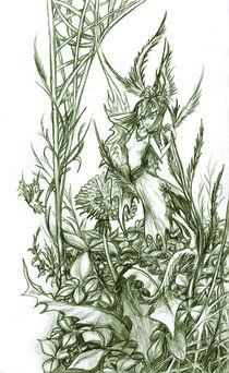 Leprechaun fairy von klekettle