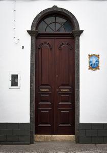 Door #8 von Joseph Amaral