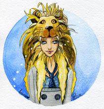 Luna Lovegood. von Ksenia Antonova