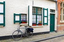 Brugge Street von Louise Heusinkveld