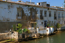 On the Waterfront in Tavira by Louise Heusinkveld