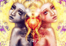 1 hearts for two souls von Evgeniya Kuleshova